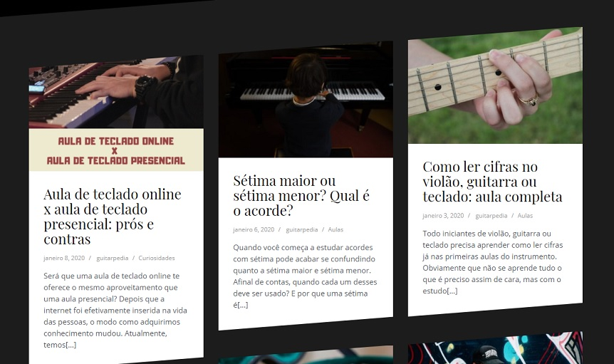 Blog do Guitarpédia