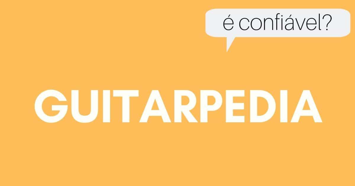 guitarpedia é confiável?