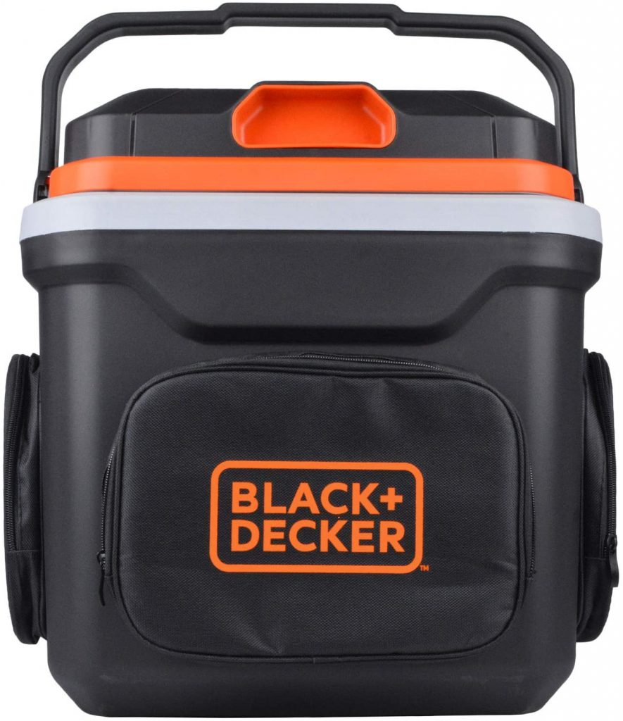 geladeira portátil black and decker