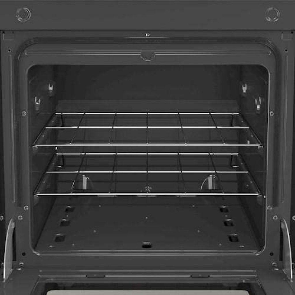 forno do glass agile aberto