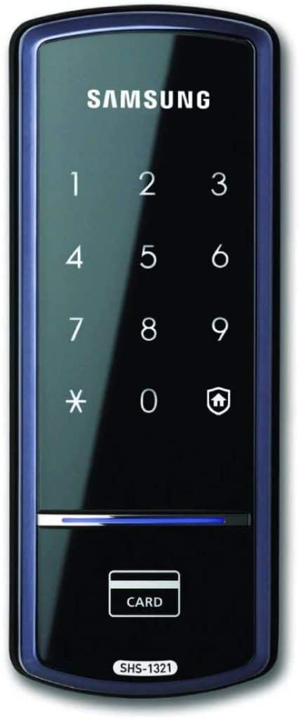 fechadura digital samsung shs 1321
