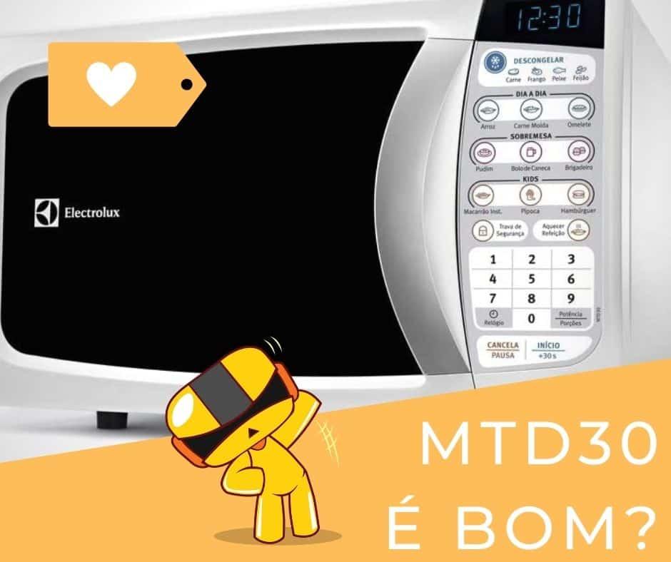 Micro-Ondas MTD30 é bom? Análise completa do aparelho.
