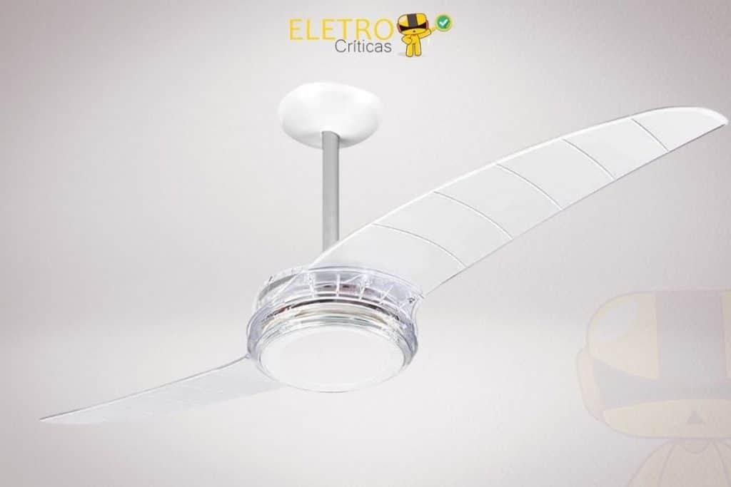 Ventilador de Teto Spirit 203 Cristal 110V
